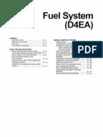 FL - Fuel System [D4EA]