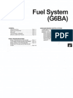FLB - Fuel System [G6BA]