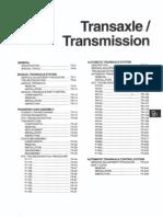TR - Transaxle/Transmission