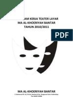 Program Kerja Teater