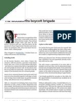 Www.news24.Com the Woolworths Boycott Brigade