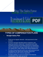 Staffing the Sales Force 3
