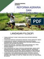 Reforma Agraria dan Refleksi Hak Asasi Manusia