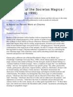 Societas Magica - SMN Spring 1996 Issue 2