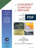 Le Changement climatique en Bretagne