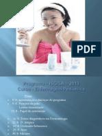 Programa Iscisa - 2013