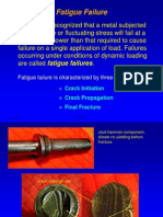Fatigue Failure PPT