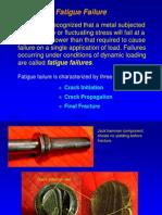 Fatigue Failure PPT