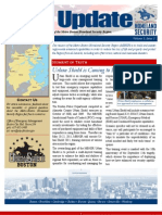 Newsletter of the Metro-Boston Homeland Security Region - March 2011