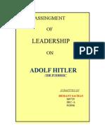 Leadership - Hemant Sachan