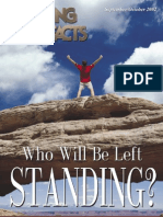 September, October 2002 [Who Will Be Left Standing]