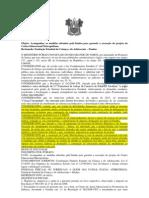 PORTARIA Nº 050 FUNDAC
