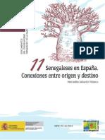 Senegaleses en España