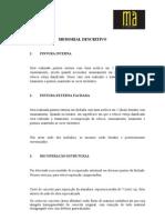 Memorial Descritivo r01