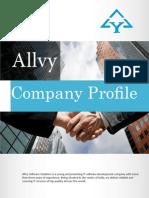 Allvy Brochure