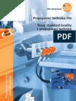 Propojovaci Technika Brochure  2010