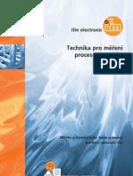 Technika pro měření procesních veličin 2012