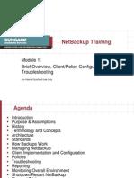 NetBackup Training Module1