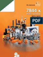 Catálogo Espagna en PDF 2010