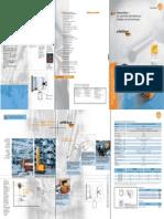 Brochure contrôle de distance PMD (2006)