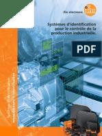 Systemes d'Identification Pour Le Controle de La Production Industrielle France 2012