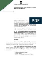 AÇÃO TIMBRADA PRONTA 20.05.2013