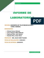 Lab. N_2 Electricosmodi