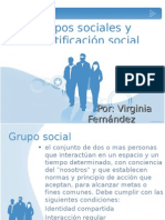 Grupos Sociales y Estratificacion Social