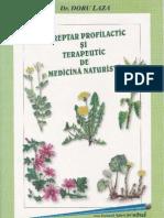 Indreptar Profilactic Si Terapeutic de Medicina Naturista Dr Doru Laza