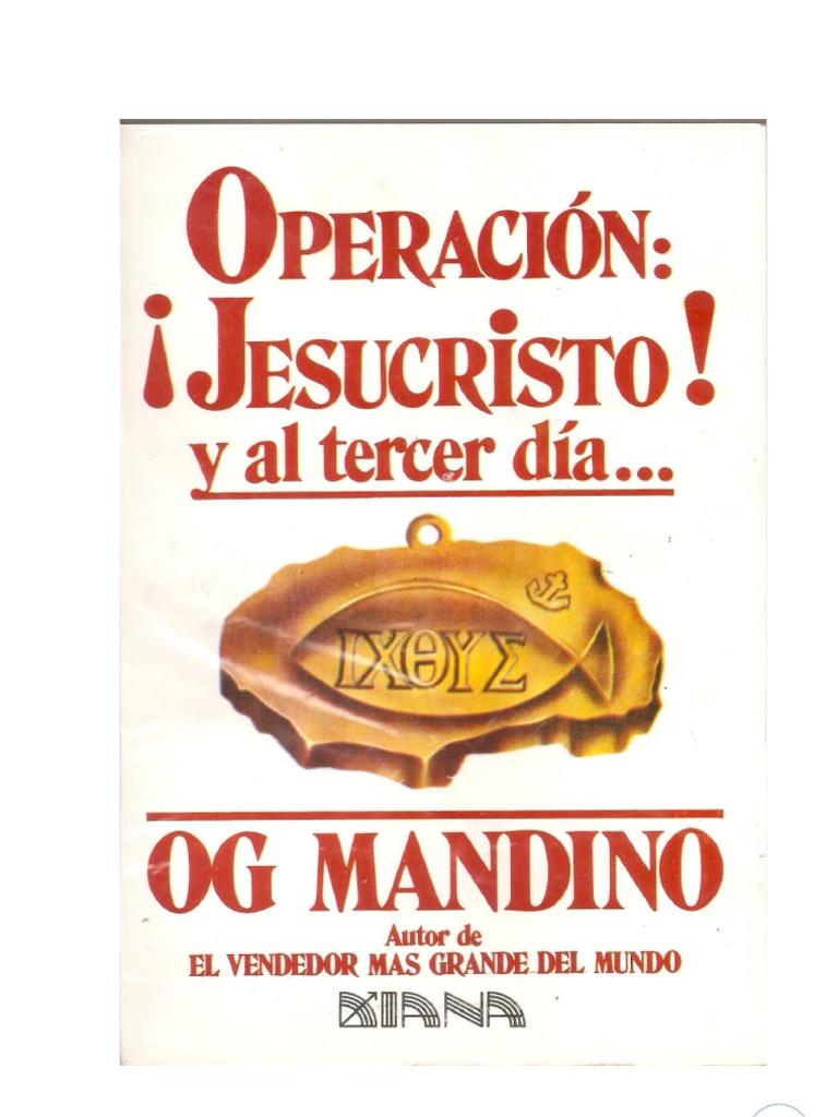 operacion jesucristo og mandino