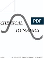 Chemical Dynamics