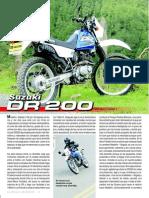 Suzuki DR200 Ed38