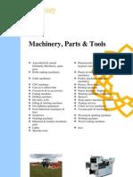 Machinery, Pats & Tools