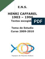 Tema de Estudio 2009-2010 Padre Caffarel - Cartas Super Región España 249