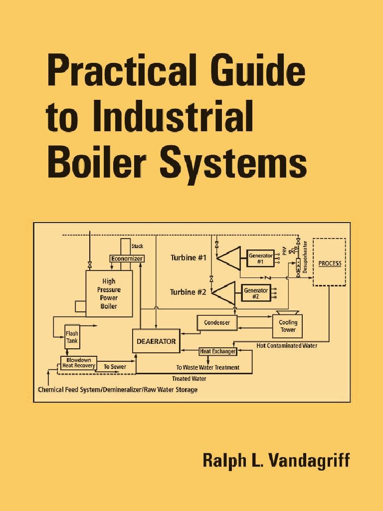 Industrial Boiler Systems   Boiler   Steam on