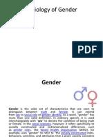 Introduction Gender