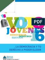 Cuadernillo Voto Joven