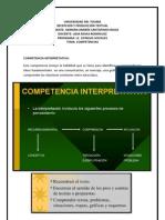 Competencias Argu, Inter. Pro.