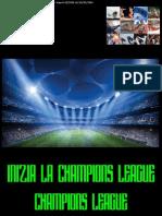 CHAMPIONS LEAGUE SI PARTEFATTO DI SPORT n24