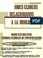 Hiperglicemia Sin Cetoacodisis Ni Hiperosmolaridad