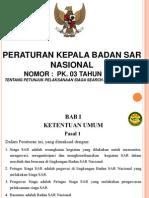 03. File PK 03 TAHUN 2012 Tentang Petunjuk Pelaksanaan Siaga SAR