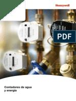 HONEYWELL - CONTADORES DE AGUA Y ENERGÍA