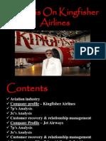Kingfisher Airlines Analysis