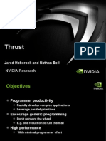 Introduction to Thrust