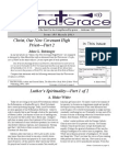 Sound of Grace, Issue 195, March 2013