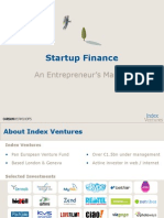 startup finance-a entrepreneur manual