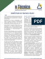 Artigo - PH - Substituir Ou Tratar o Oleo