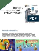 TEMA 16.Bioreactores y Proceso de fermentación