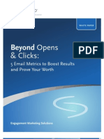 5 Email Metrics to Boost Results