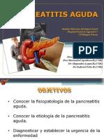 Pancreatitis Aguda Magi